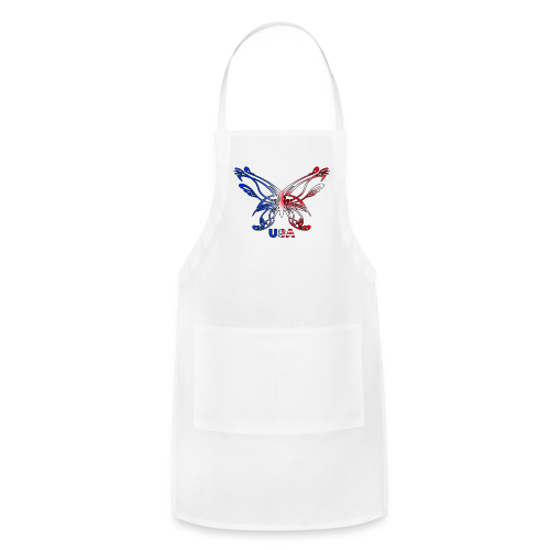 Glowing Heart - Adjustable Apron