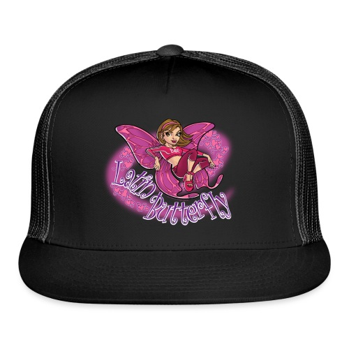 Latin Butterfly - Trucker Cap