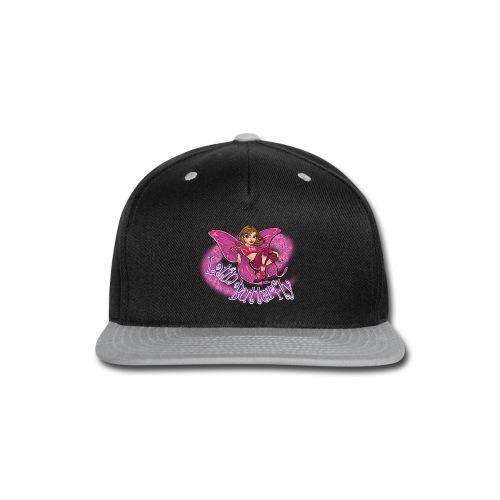 Latin Butterfly - Snap-back Baseball Cap
