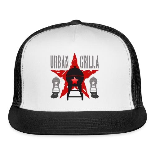 Urban Grilla BBQ, barbecue chef / cook 1 - Trucker Cap