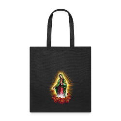 R-105 Guadalupe Glow Women's tee - Tote Bag