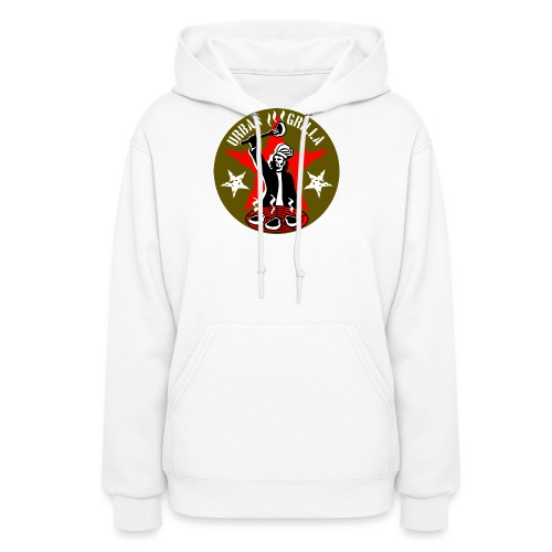 Urban Grilla, barbecue chef / cook - Women's Hoodie
