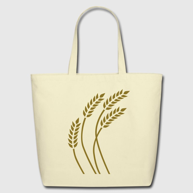Wheat - Eco-Friendly Cotton Tote