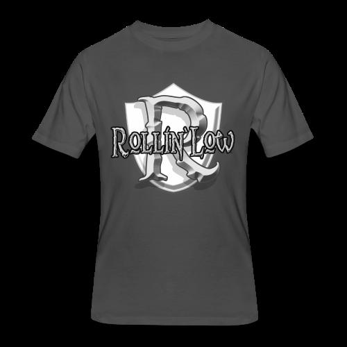 Rollin Low Shield  - Men's 50/50 T-Shirt
