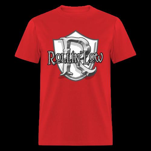 Rollin Low Shield  - Men's T-Shirt
