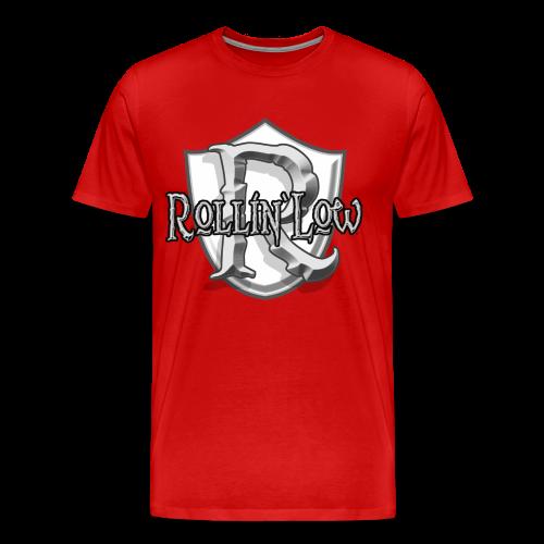 Rollin Low Shield  - Men's Premium T-Shirt