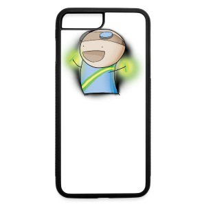 Charles the Raver Tee - iPhone 7 Plus/8 Plus Rubber Case