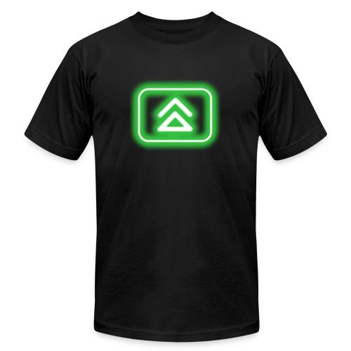 blur: Nitro Power-up - Men's Fine Jersey T-Shirt