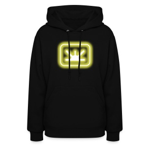 blur: Mine Power-up - Women's Hoodie