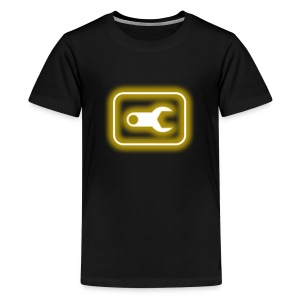 blur: Repair Power-up - Kids' Premium T-Shirt