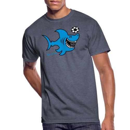 Shark Attacks - Men's 50/50 T-Shirt