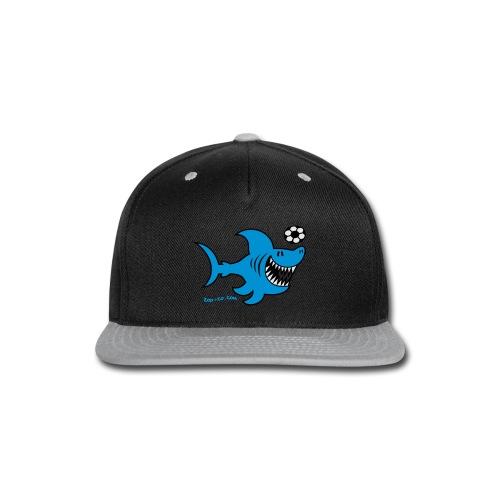 Shark Attacks - Snap-back Baseball Cap