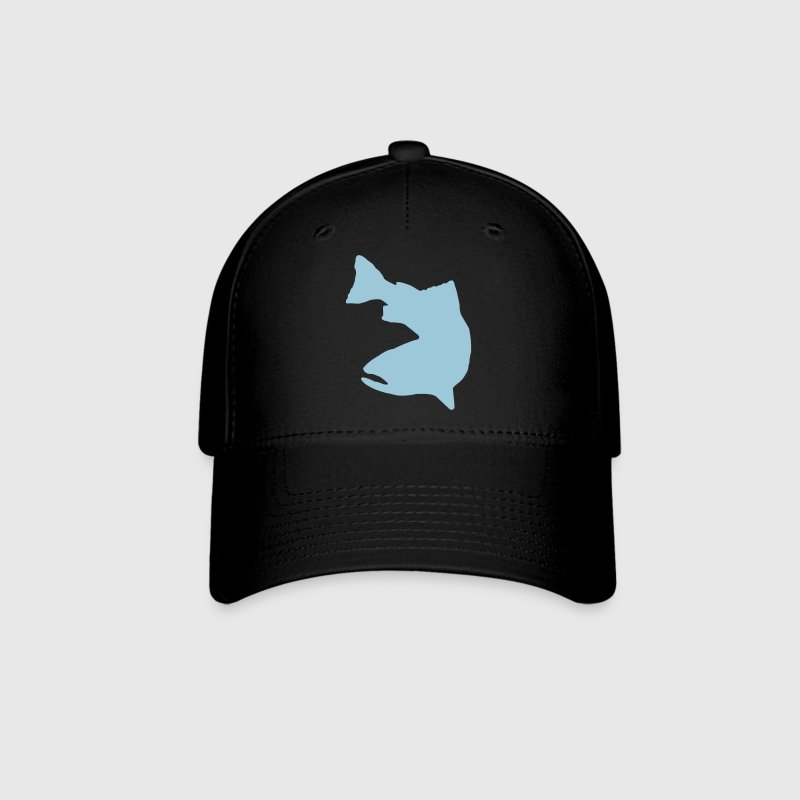FLY FISHING VECTOR GRAPHIC - BASEBALL CAP - Baseball Cap