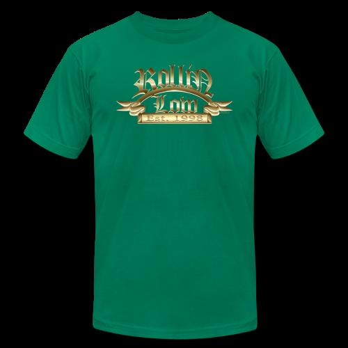 Rollin Low® Palque - Men's Fine Jersey T-Shirt