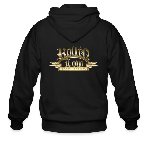 Rollin Low® Palque - Men's Zip Hoodie