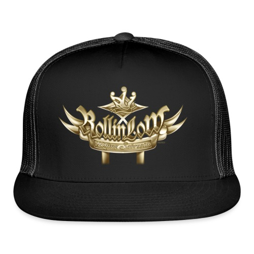 Rollin Low® Palque2 - Trucker Cap