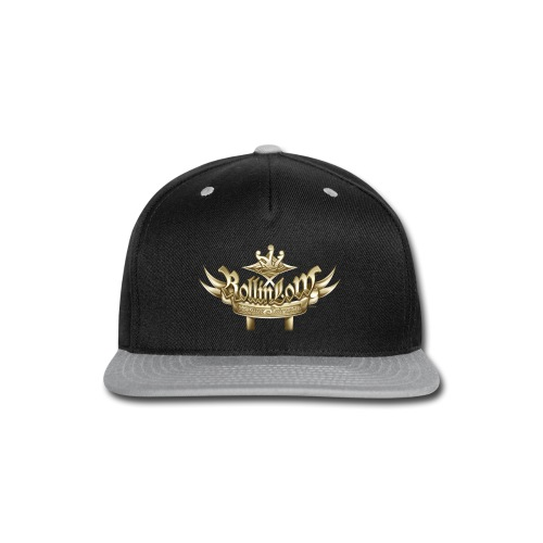 Rollin Low® Palque2 - Snap-back Baseball Cap