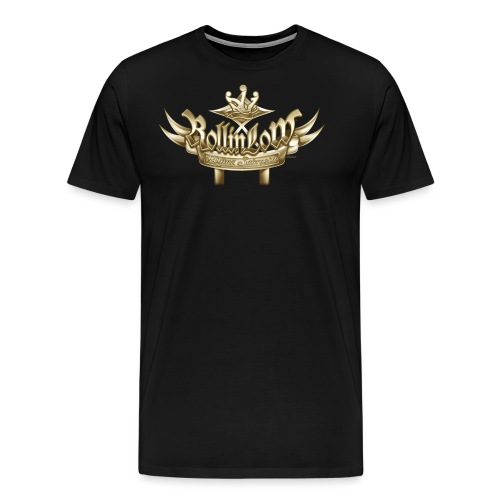 Rollin Low® Palque2 - Men's Premium T-Shirt