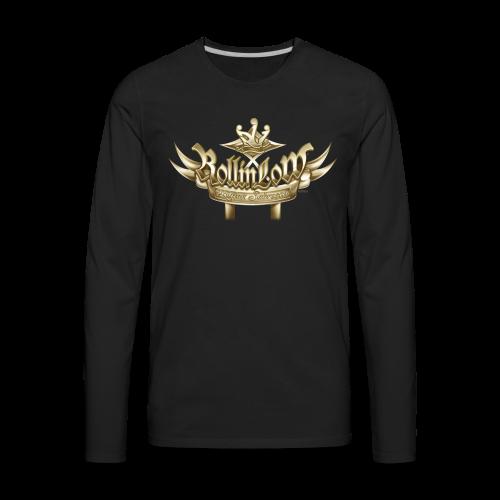 Rollin Low® Palque2 - Men's Premium Long Sleeve T-Shirt