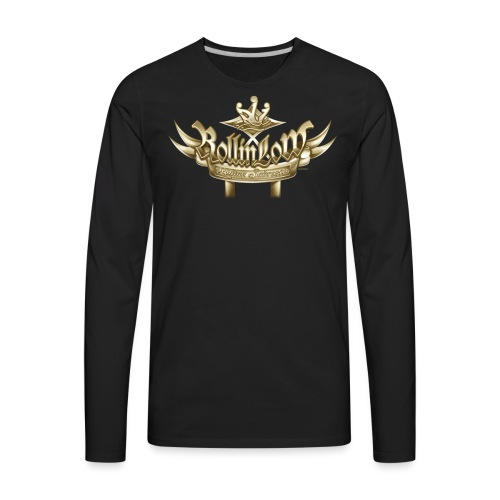 Rollin Low® Palque2 - Men's Premium Long Sleeve T-Shirt