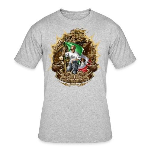Cholo Collage - Men's 50/50 T-Shirt