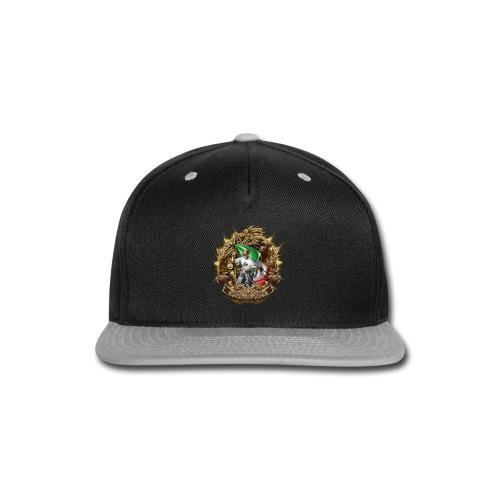 Cholo Collage - Snap-back Baseball Cap