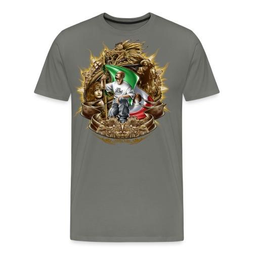 Cholo Collage - Men's Premium T-Shirt