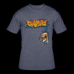 Rollin Low Street Lamp - Men's 50/50 T-Shirt