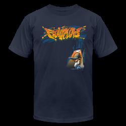 Rollin Low Street Lamp - Men's Fine Jersey T-Shirt