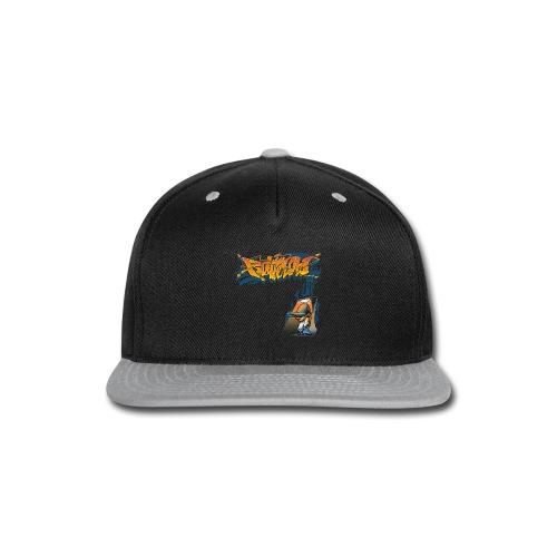 Rollin Low Street Lamp - Snap-back Baseball Cap