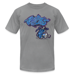 Cholo Collage - Men's Fine Jersey T-Shirt