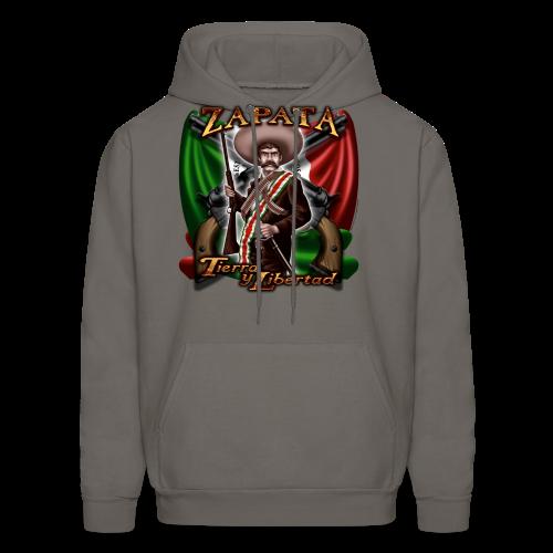Zapata Flag - Men's Hoodie