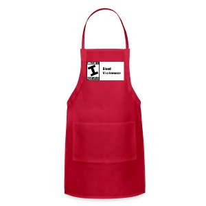 Blood Violence ESRB - Adjustable Apron