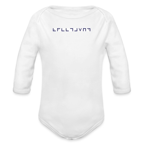 Freemason - Organic Long Sleeve Baby Bodysuit