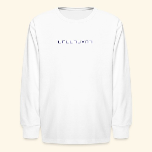Freemason - Kids' Long Sleeve T-Shirt
