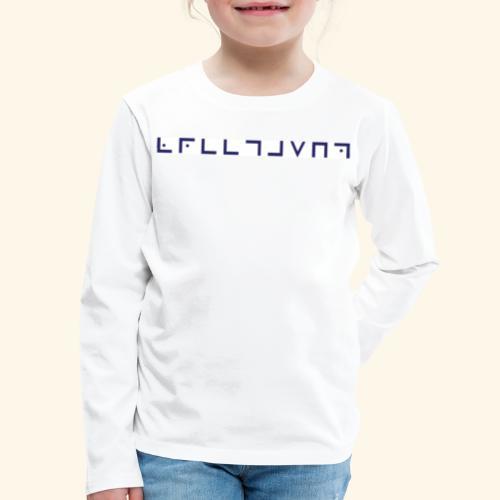Freemason - Kids' Premium Long Sleeve T-Shirt