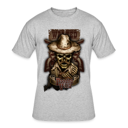 Villa Skull - Men's 50/50 T-Shirt