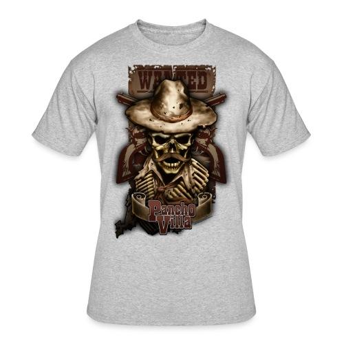 Villa Skull - Men's 50/50 T-Shirt