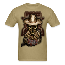 Villa Skull - Men's T-Shirt