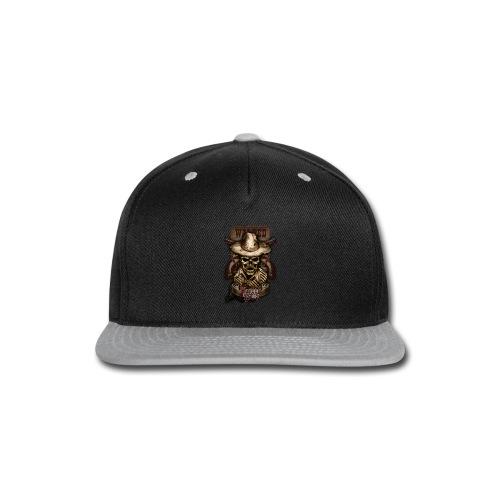 Villa Skull - Snap-back Baseball Cap