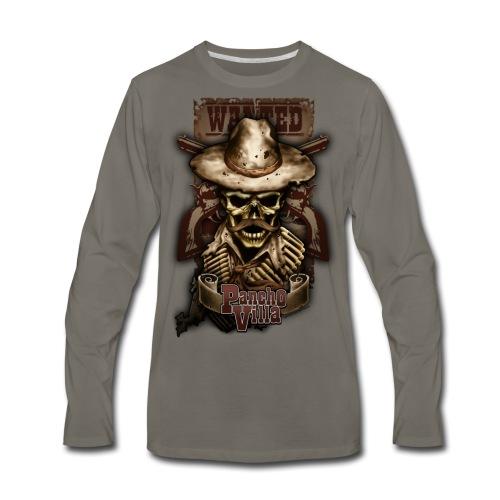 Villa Skull - Men's Premium Long Sleeve T-Shirt