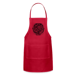 Tattoo Eagle - Adjustable Apron
