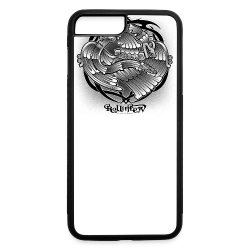 Tattoo Eagle - iPhone 7 Plus/8 Plus Rubber Case