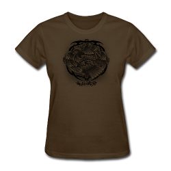 Tattoo Eagle - Women's T-Shirt