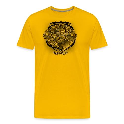 Tattoo Eagle - Men's Premium T-Shirt