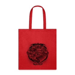 Tattoo Eagle - Tote Bag
