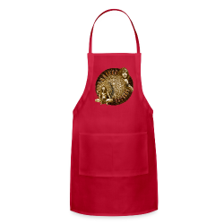 Raices Aztecas - Adjustable Apron