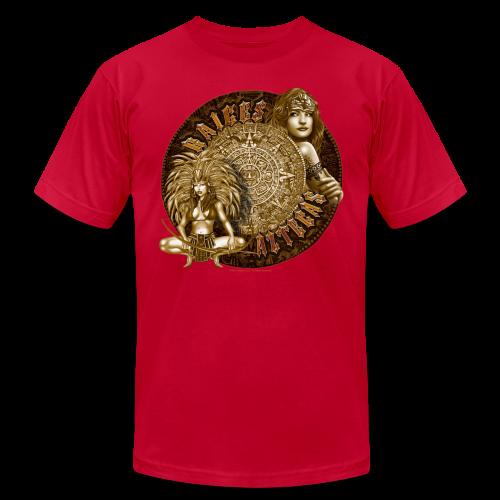 Raices Aztecas - Men's Fine Jersey T-Shirt