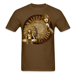 Raices Aztecas - Men's T-Shirt
