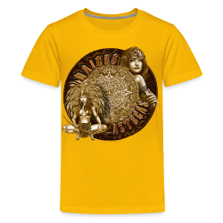 Raices Aztecas - Kids' Premium T-Shirt